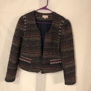 LOFT 6 Blazer Jacket Career Lined 856